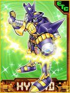 Blitzmon collectors card