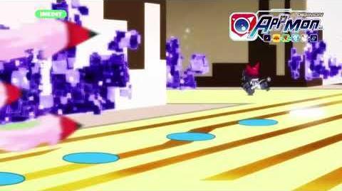 Digimon Appmon - 02 - Un guide peu fiable. Navimon entre en scène! PV