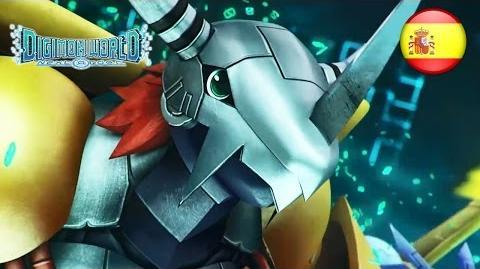 Digimon World Next Order - PS4 - Un-hatch your destiny (Spanish Gameplay Trailer)