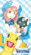Digimonlinkz poster
