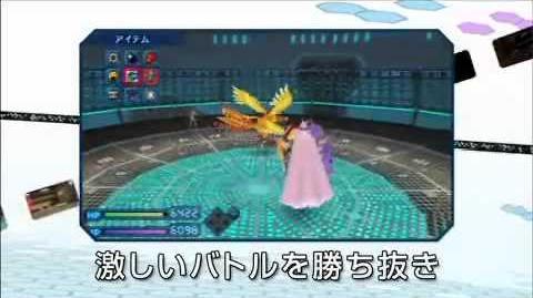 PSP「デジモンワールド リ:デジタイズ」プレイ動画(3)