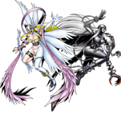 <b>Angewomon</b> vs. <a href=