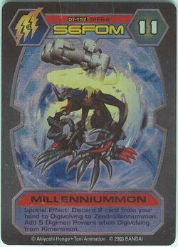 Millenniummon DT-152 (DT)