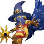 Wizardmon (New Century) b