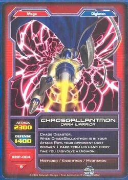 ChaosGallantmon DMP-004 (DC)