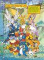 Digimon Annual 2002 digirings