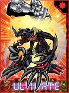Millenniummon Collectors Ultimate Card