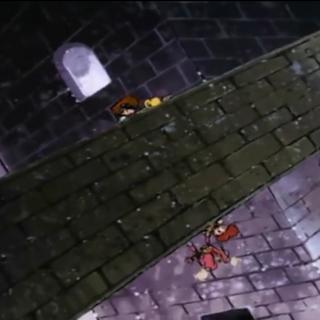 Myotismons Schloss entpuppt sich als Labyrinth.