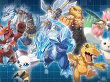 Digimon Encounters