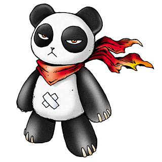 Pandamon b
