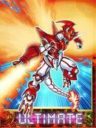 ShineGreymonBM Collectors Ultimate Card