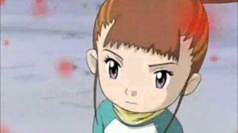Digimon Tamers - Moon Fighter - Rika Nonaka-0