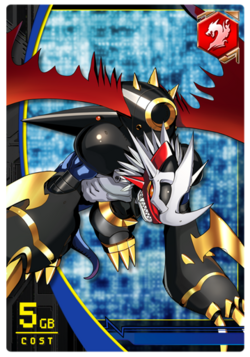 Imperialdramon DM 5-054 (DCr)