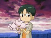 Kenta y MarineAngemon 2.holy