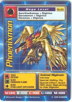 Phoenixmon Bo-94 (DB)