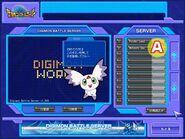 Digimon Battle Server Servers