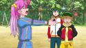 Episodio 21 Digimon Universe Appli Monsters JP