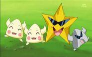 Starmon y Pickmon