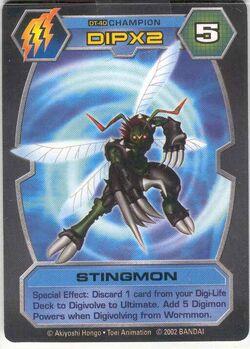 Stingmon DT-40 (DT)