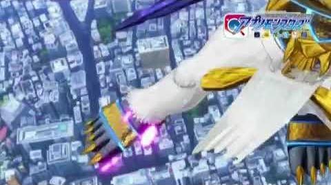 デジモンユニバース アプリモンスターズ - 50 - 希望の絆! ハルとガイアモン!! PV