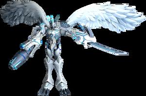 Omegamon Merciful Mode Linkz