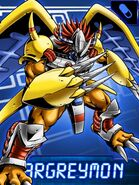 Wargreymon collectors card2
