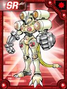 Raijinmon collectors card