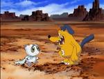 Calumon & Dogmon (Tamers)
