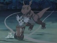 List of Digimon Tamers episodes 05