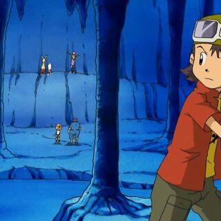thumb|Das Wasserloch in der unterirdischen Höhle