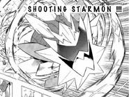 Shooting Starmon (Manga)