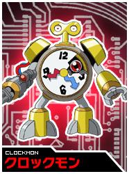 Clockmon (Fusion) t