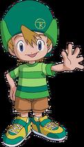 Takeru Takaishi (Adventure Psi)