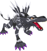 Garurumon (Black) dl