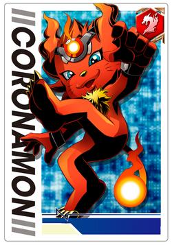 Coronamon 4-001 (DCr)