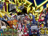 List of characters in Digimon Fusion