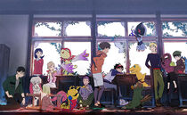 Digimon Survive promo art final