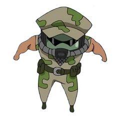 <b>Monitamon (Camouflage)</b>