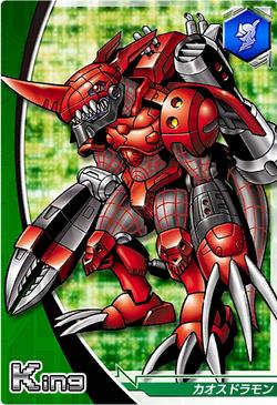 Chaosdramon 6-120 (DCr)