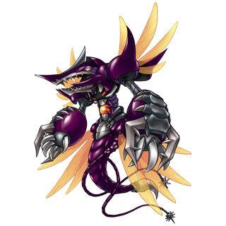 Tyrantkabuterimon Digimonwiki Fandom
