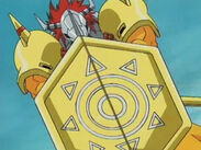 WarGreymon Shield