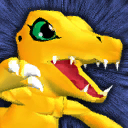 Agumon Character Select ra2