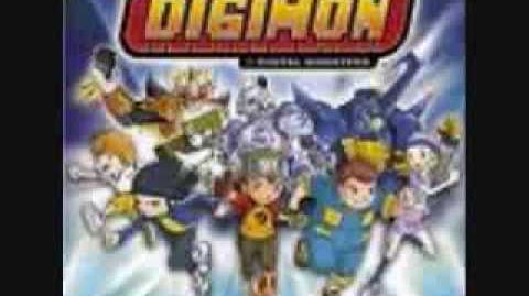 Digimon 4 opening full Latino