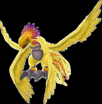 Phoenixmon dl