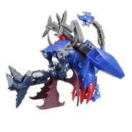 MetalGreymon Cyber Launcher toy2