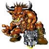 Minotaurmon b
