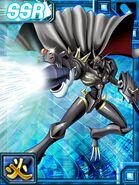 Omegamon zwart ex collectors card2