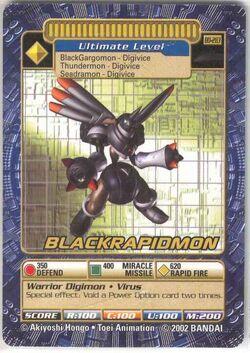 BlackRapidmon Bo-283 (DB)
