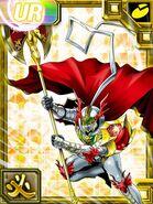 Medievaldukemon ex2 collectors card