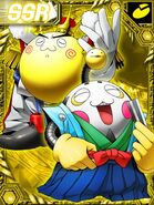 Princemamemon and tonosamamamemon re collectors card